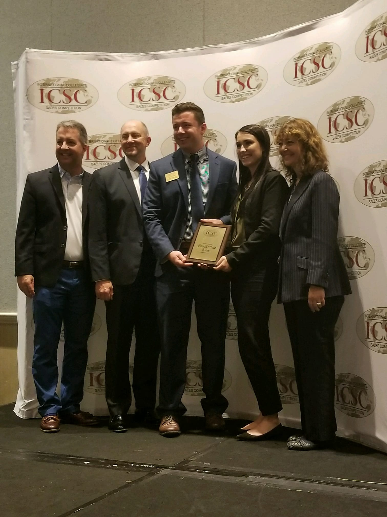PSE Member Places 3rd at ICSC
